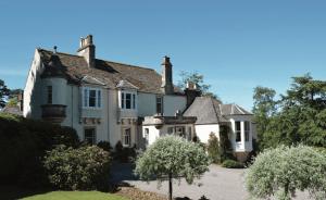 Craigellachie Lodge Front
